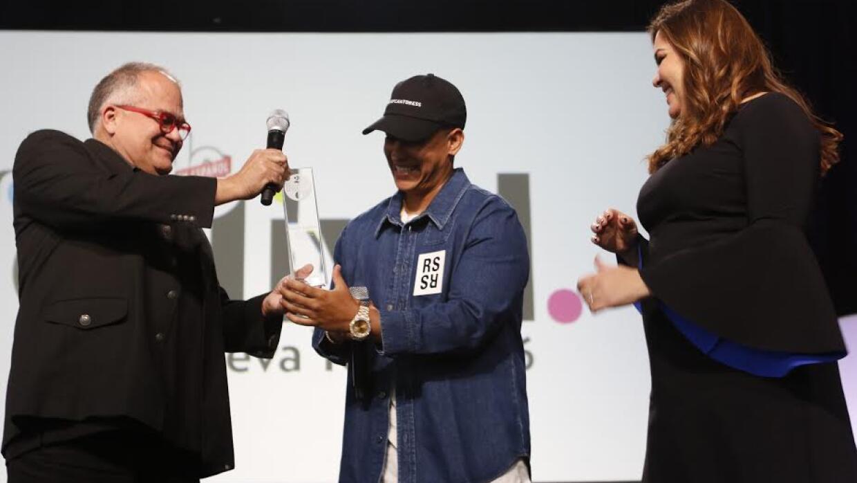 Daddy Yankee fue premiado por la revista People en Español.