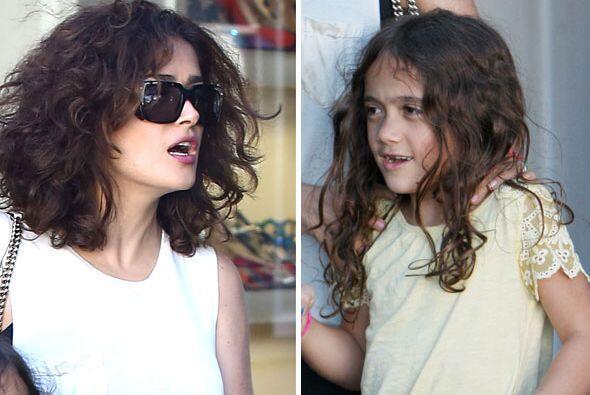 Encontramos a la estrella de cine y su hija de compras en West Hollywood...
