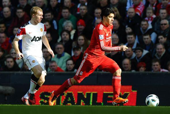 El uruguayo Luiz Suárez jugó un papel importante en este encuentro.