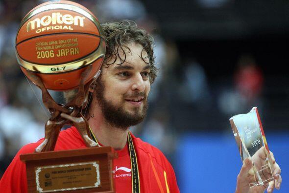 Y además fue el MVP.