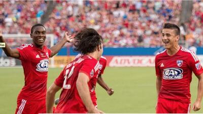 FC Dallas humilló 4-1 al Houston Dynamo en derbi texano y clasificó a lo...