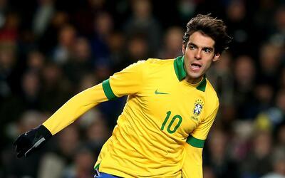 Kaká fue convocado por Brasil para Copa América