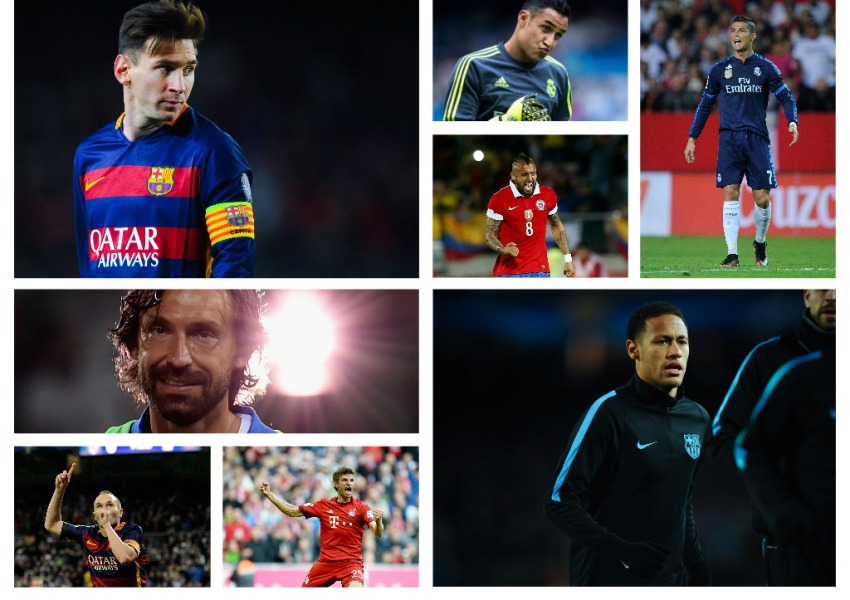 Candidatos FIFApro