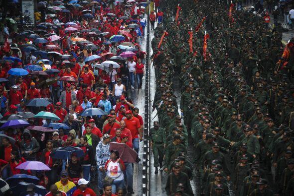 A nueve años del golpe de Estado, Chávez concluyó diciendo que 'más nunc...