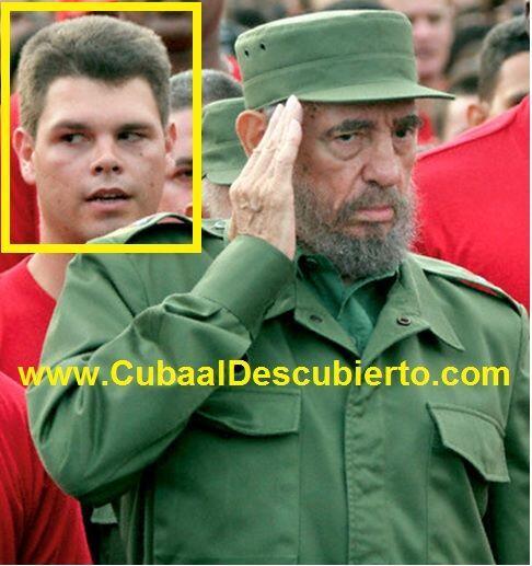 """Fidel Antonio Castro Smirnov es el único de los hijos de """"Fidelito"""" que..."""