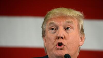 León Krauze: Censurar a Trump no es el camino GettyImages-Trump-Faces2.jpg