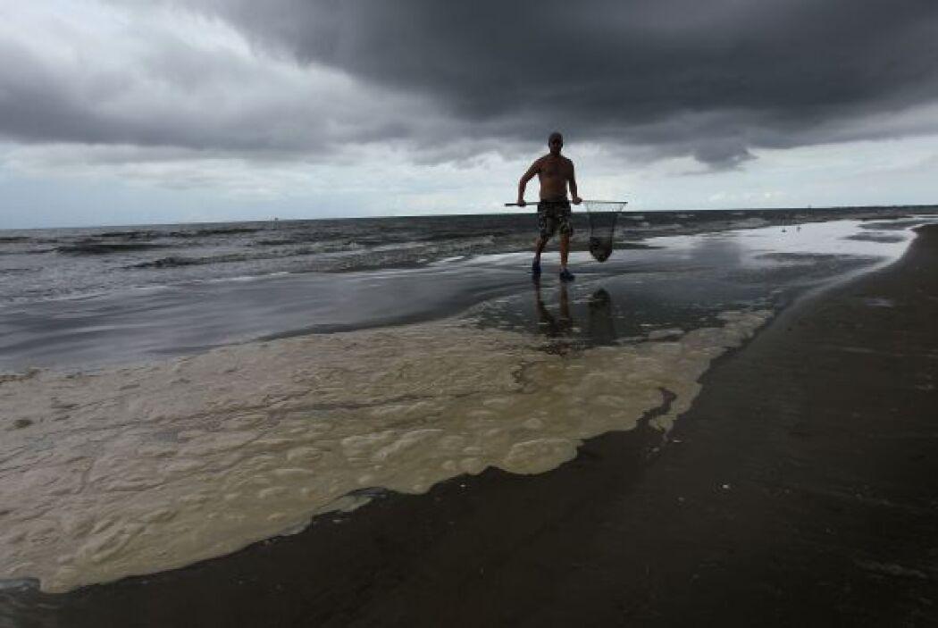 El derrame en el Golfo de México es un desastre mayor de lo que el gobie...