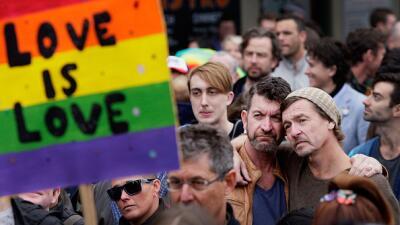 Legalización del matrimonio gay