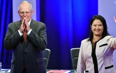 Debate entre Fujimori y Kuczyinski podría determinar algún cambio