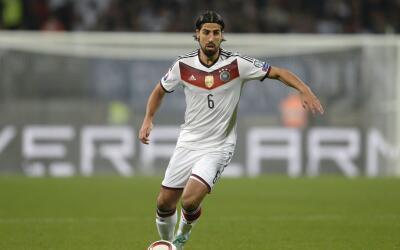 Khedira será jugador de Juventus por 4 años.