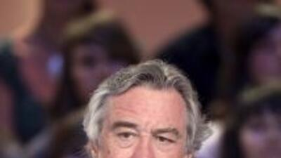 """El actor Robert De Niro presentará desde la Zona Cero la reedición de """"9..."""