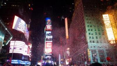 Más de un millón celebraron la llegada del 2015