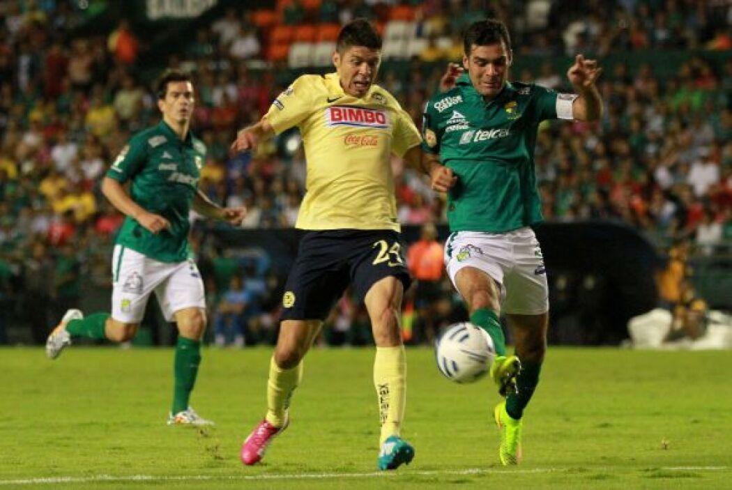 El partido de la semana: León vs. América. Gran triunfo de las Águilas j...