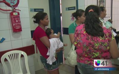 Nace el primer bebé con microcefalia infectado por el zika en New York