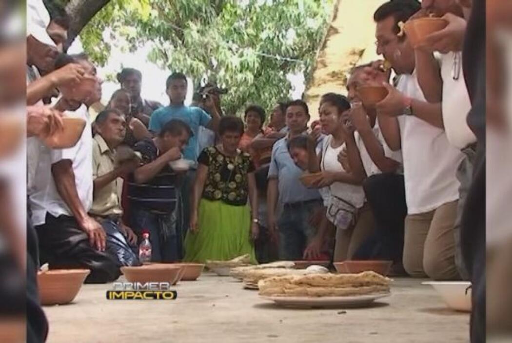 Una tradición de Oaxaca exige un matrimonio muy especial para alejar los...