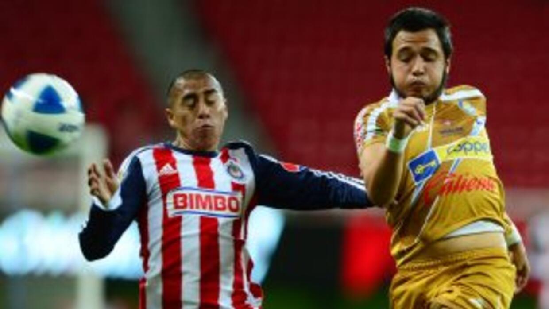 Chivas y Dorados cierran participación en la Copa MX.