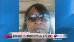 Intentan acelarar indemnización para la familia de Bettie Jones