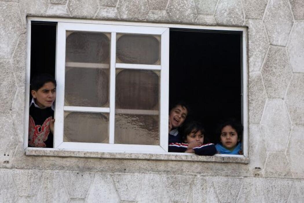 Los barrios marginados y pobres en Afganistán, Iraq e Irán son caldo de...
