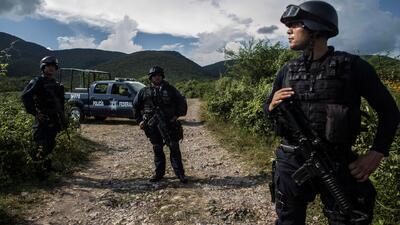 Fosas clandestinas pone en evidencia la violencia en México