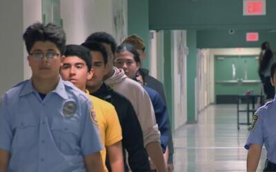 El exitoso programa de prevención de violencia de las escuelas públicas...