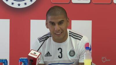 """Carlos Salcido: """"El 'Tuca' es un técnico que te enseña futbolísticamente..."""