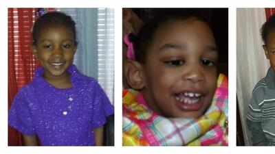 Tres menores secuestrados en Atlanta