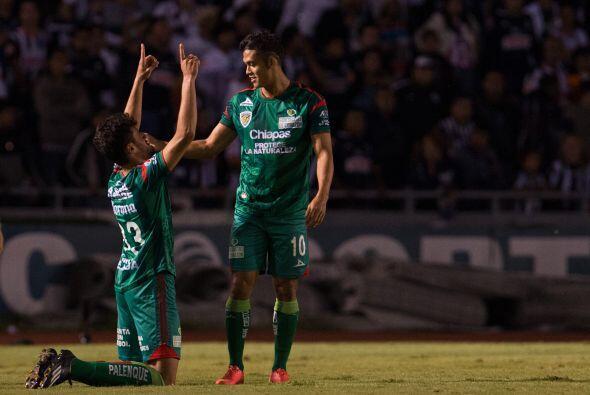 -Sorpresas:  Chiapas: Los Jaguares se armaron con lo que sobraba de otro...