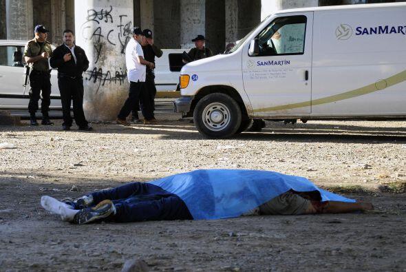 Con casi 15 mil asesinatos, 2010 fue el año más violento e...