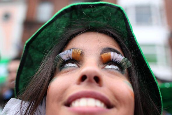 En la República de Irlanda se registraron además festejos y celebracione...