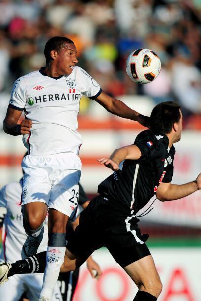El partido del Grupo 1 fue disputado en el Estadio Miguel Grau del Callao.