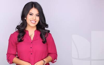 Liliana Salgado es video periodista de Univision Arizona