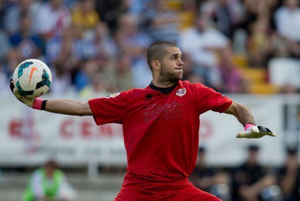 Rubén Martínez del Almería espera tener una buena temporada, la carta de...