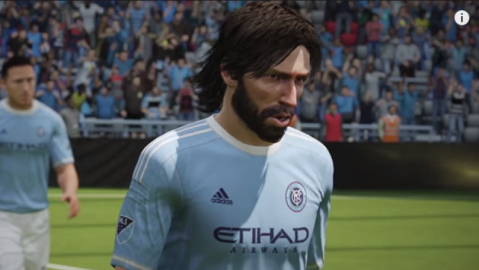 Andrea Pirlo en el FIFA
