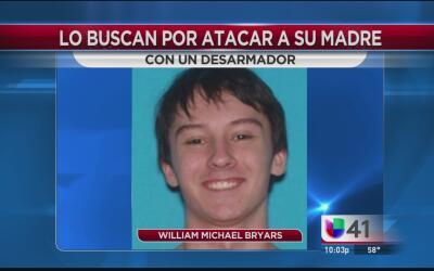 Buscan a adolescente que presuntamente atacó a su madre con un desarmador