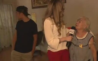 Univision Arizona festejó a una afortunada madre latina