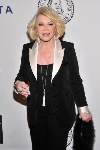 Como todos saben, Joan era la estrella principal del famoso programa de...