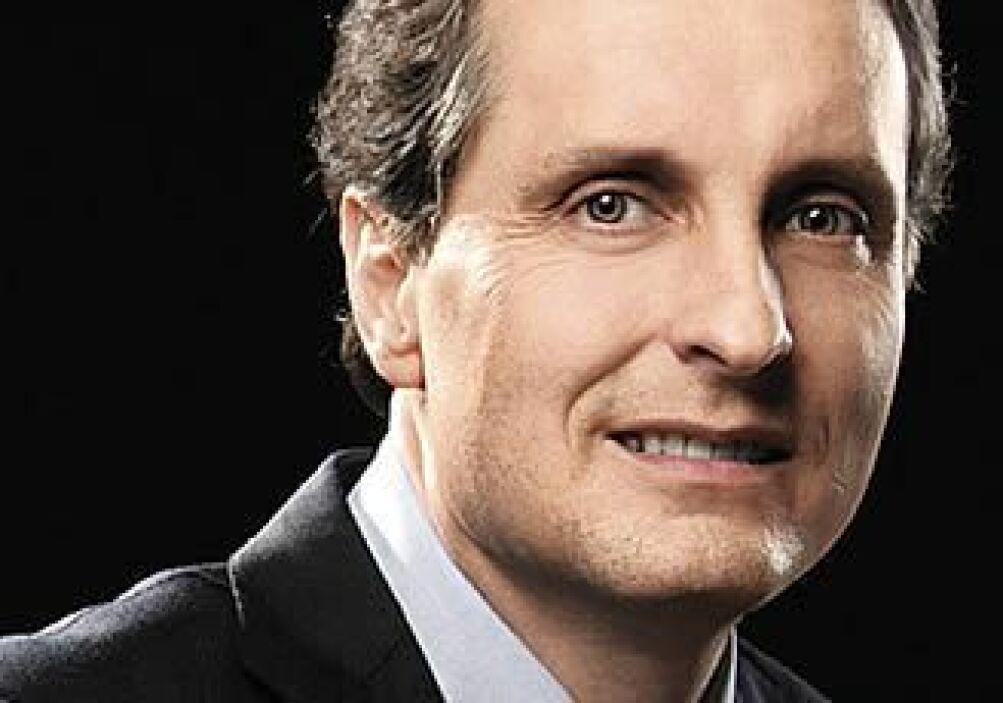 6. Daniel Servitje Montull, quien en 2013 asumió la presidencia del cons...