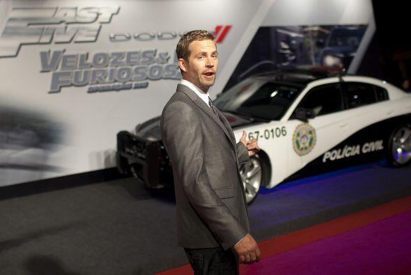 """En 2011, llegó la quinta parte de """"Fast and Furious"""". C..."""