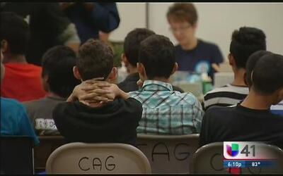 Buscan albergue en NY para niños indocumentados