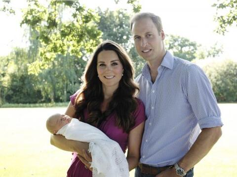 Catherine Elizabeth Middleton, Duquesa de Cambridge y madre del beb&eacu...