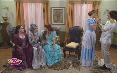 'Doña Chole' nos cuenta la verdadera historia de la Cenicienta