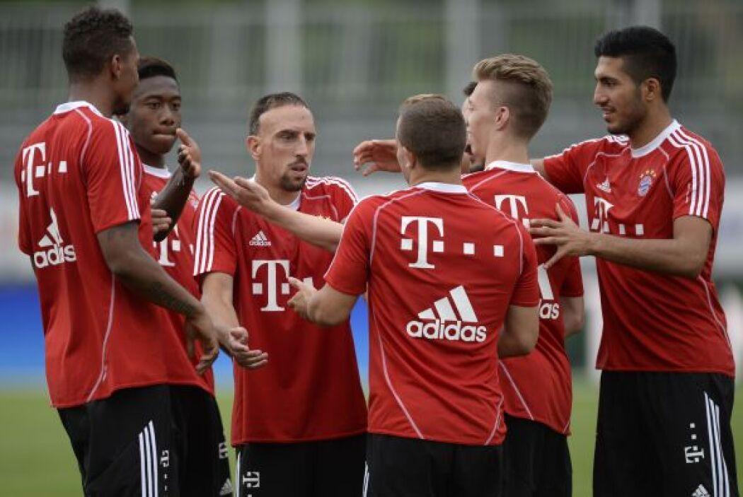 12. Bayern Múnich  Valor: $1,309 millones.  Dueño: Miembros del club.
