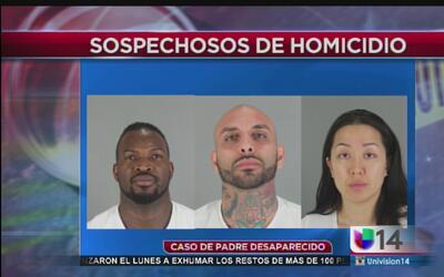 Arrestan a sospechosos de homicidio