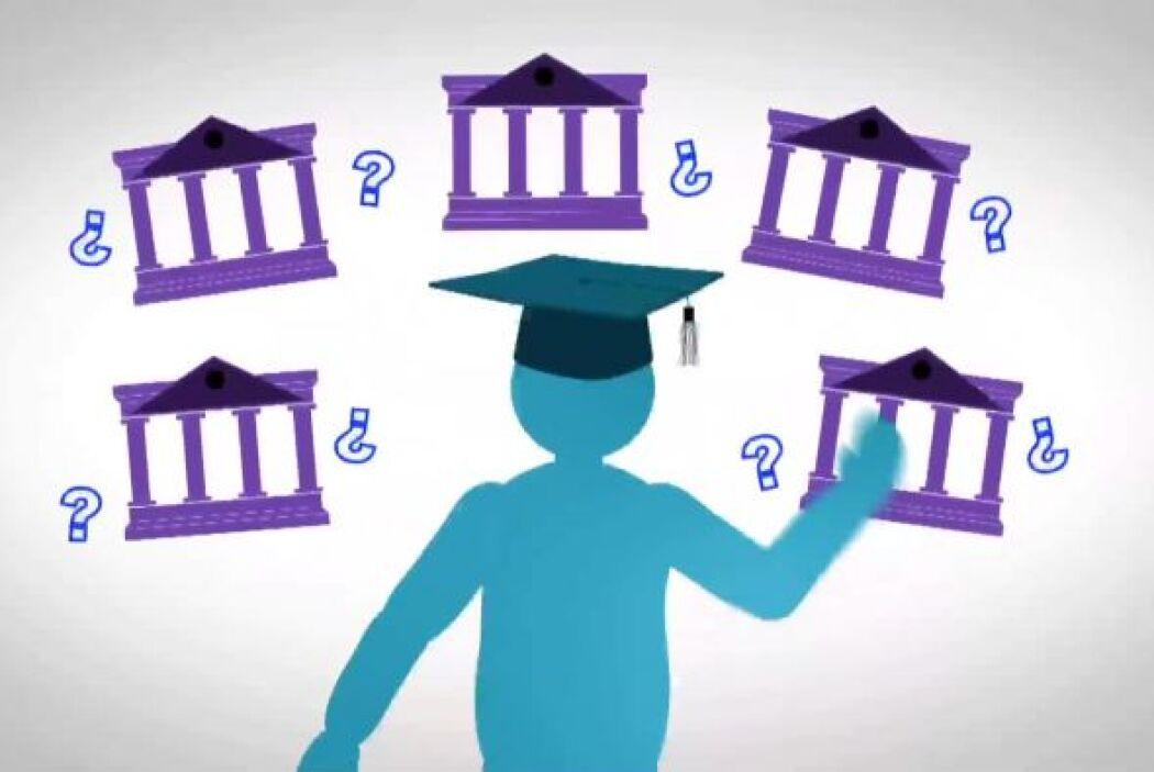 Colegios comunitarios (community college) o institutos de educación técn...