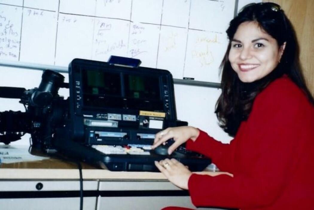 Nuestra corresponsal Natalia Cruz celebra esta semana un aniversario muy...