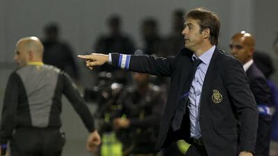 Julien Lopetegui fue cesado del Porto hace unos días.