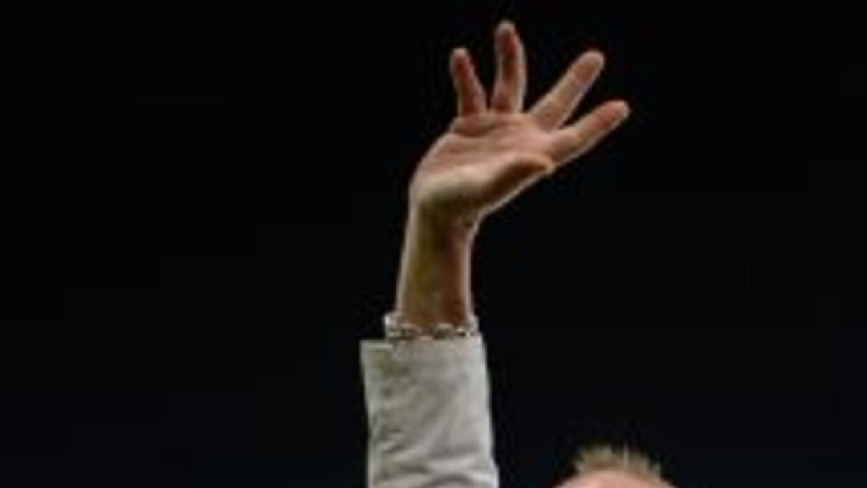 La exestrella del fútbol inglés Paul Gascoigne fue ingresado en una clín...