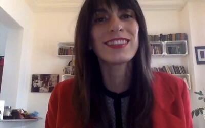 """Catalina Ruíz-Navarro sobre Aniston, Jolie y Cotillard: """"Reducidas a pla..."""