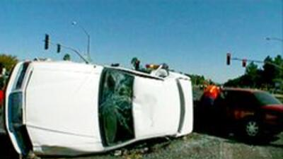 Accidente causado por descuido