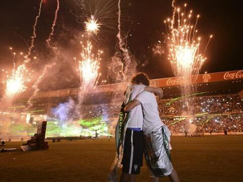 Los hermanos Fran y Bernardo Cruz, jugadores del Córdoba CF, se a...